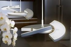 """LED Pendant """"Trinity"""" by OLIGO"""