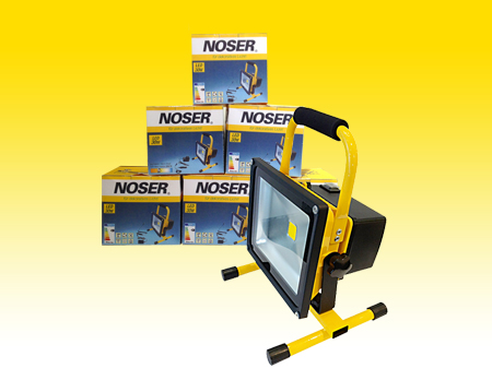 NOSER LED Luminaires and Lamps