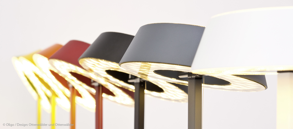 LED Lampadaire Collection GLANCE