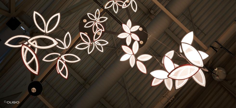 LED Lichtobjekt FLAVIA