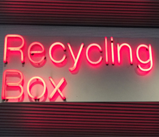 Recycling – bring 'em back please!