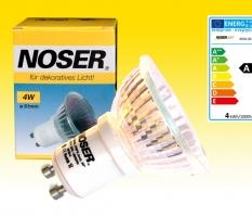 LED GU10 – brillant wie Halogen, ABER sparsamer!