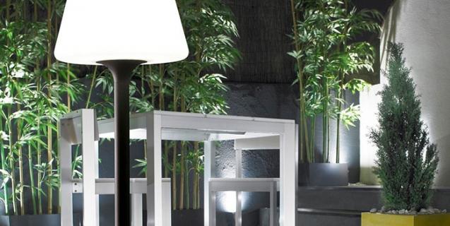 aussenleuchten f r balkon und terrasse noserlight ag led lichtplanung beratung shop. Black Bedroom Furniture Sets. Home Design Ideas