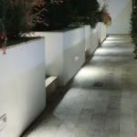 Licht für Wege und Treppen im Garten