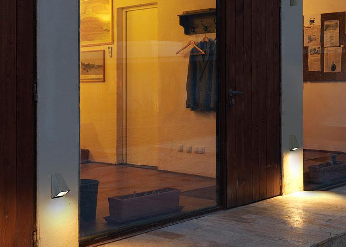 LED Eingangsbeleuchtung