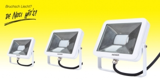 "NOSER ""iLight"" – The Pad Floodlight"
