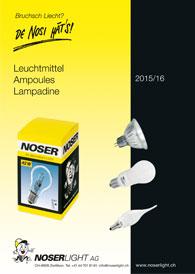 Leuchtmittel - Katalog