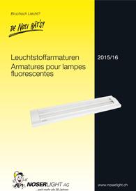 Leuchtstoffarmaturen