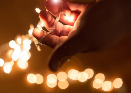 …Lichtblicke aus dem Deko- und Weihnachtskatalog