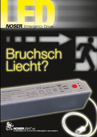 NOSER Emergency LED Driver