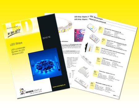 LED Strips Katalog