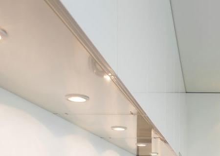 LED Möbelaufbauleuchten – auch zum Einbauen