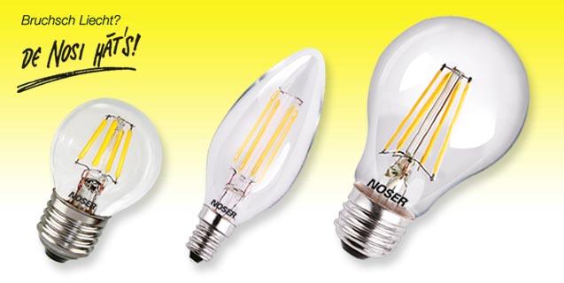 LED a Filamenti