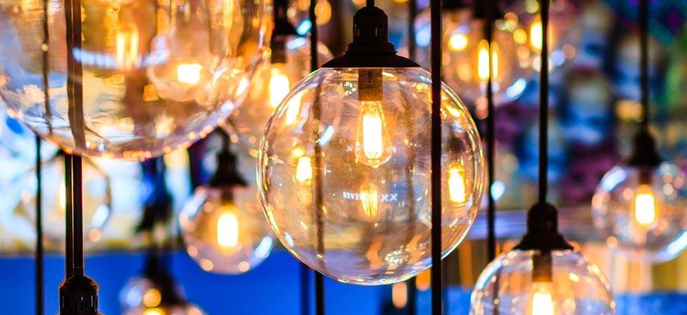 LED Leuchtmittel, die moderne Glühlampe