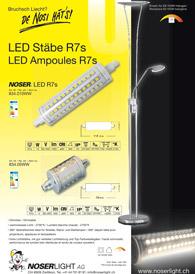 LED Stäbe R7s
