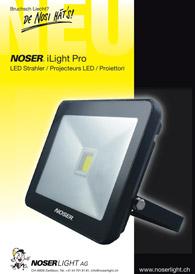 LED  Strahler iLight Pro