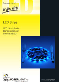 LED Lichtbänder / LED Strips