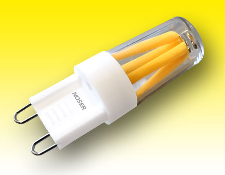 Filament LED G9
