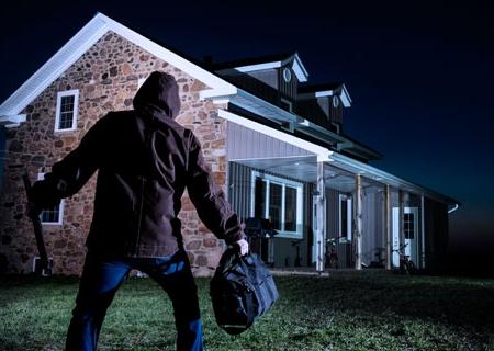 Protezione antiscasso – la luce scoraggia