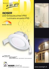 LED Einbauleuchten IP65
