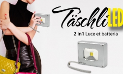 """TäschliLED"" Mini LED Proiettore"