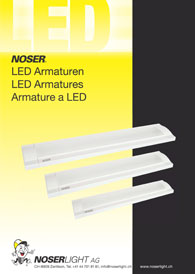 LED T5 Armaturen