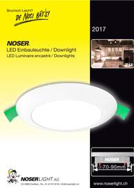 LED Einbauleuchte 4810WW_R