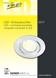 LED Einbauleuchten & LED Einbaustrahler
