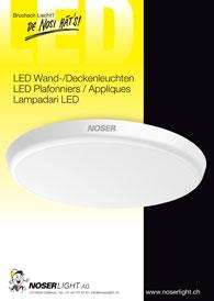 LED Wand- / Deckenleuchte