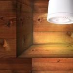 schwenk- und drehbare LED Aufbauleuchte