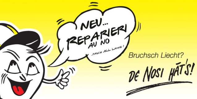 Now with repair service!