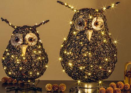 …lueurs d'espoir!  Le catalogue d'éclairage Déco et Noël
