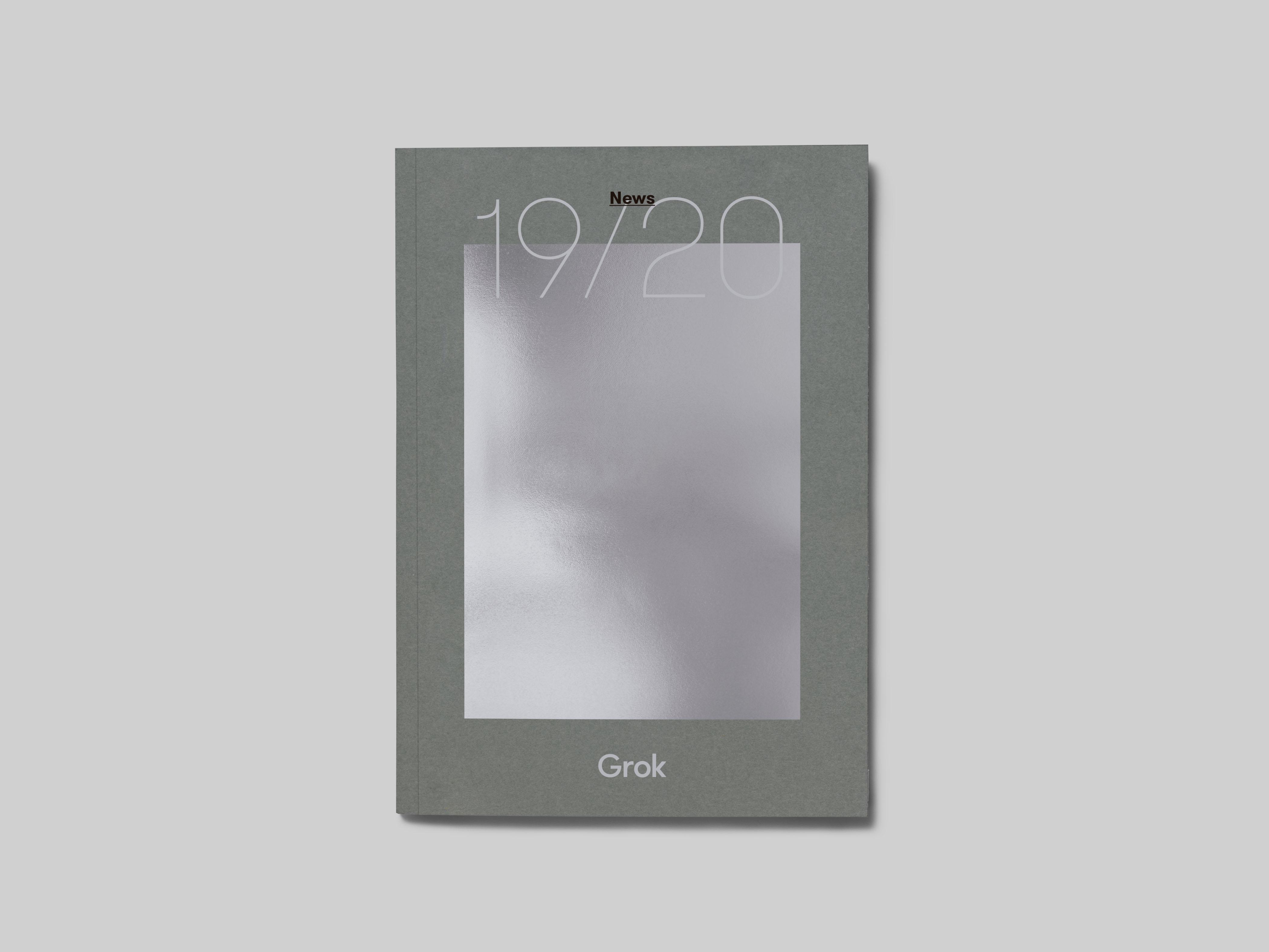 Grok präsentiert den neuen Katalog 2019/20