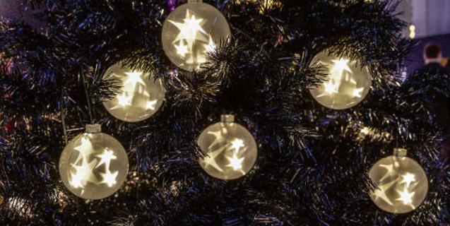 …Lichtblicke aus dem Weihnachtskatalog