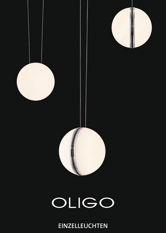 Oligo Einzelleuchten Katalog 2021