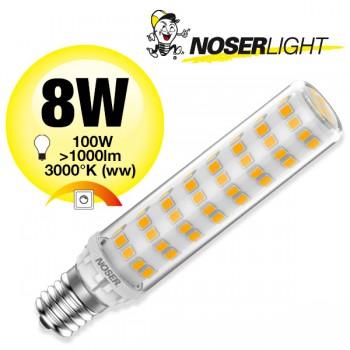 NOSER Mini LED, E14, 8W, 230V, 3000°K, warmweiss, Art 837.08