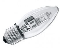 NOSER Energy Saver (Eco) Halogen - Kerze C35 42W E27, klar, 240V, ENERGIE C