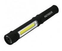 LED Taschenlampe mit Magnet
