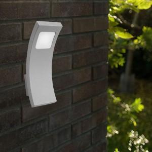LED Aussenleuchte SHAPE - schwungvoll, lichtstark