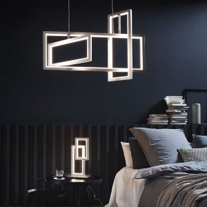 LED Pendelleuchte VISO -  schlichter Hingucker mit viel Licht
