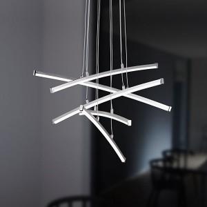 LED Pendelleuchte STELLA - feines, klares Design