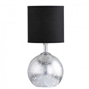 LED Tischleuchte CARMEN - LED Ambienleuchte mit leuchtendem Sockel