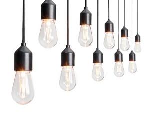 LED Edison Partylight S