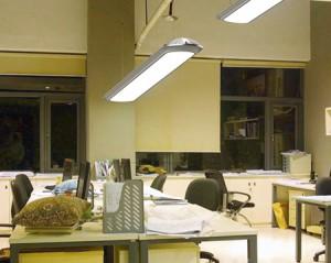 LED-Leuchte IP65, 70W, 4320lm, 4500K - kaltweiss - CRI>80