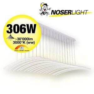NOSER LED Lichtobjekt FLOAT
