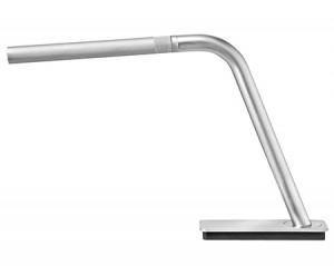 LEDison ROUND Tischleuchte mit abnehmbarem Kopfteil als Notelement,  6W, 390lm, Farbe  alu matt, 3000K - warmweiss