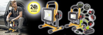 mobile LED - Strahler