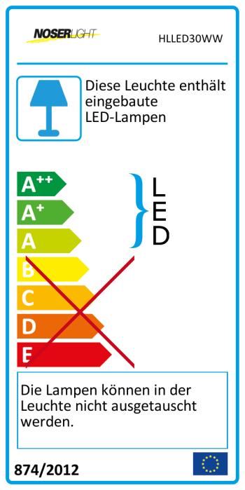 "LED - Hänge-/Pendelleuchte ""UpsideDown"" - turn the lights!"