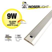 NOSER LED Lichtleiste / LED Stick 9W, mit Sensor, dimmbar, kaltweisses Licht