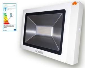 NOSER iLight PRO LED Strahler mit Bewegungsmelder, 1x30W, warmweiss, Art. Nr. 01-430FS